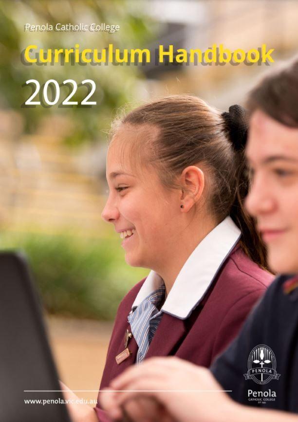2022 Curriculum Handbook