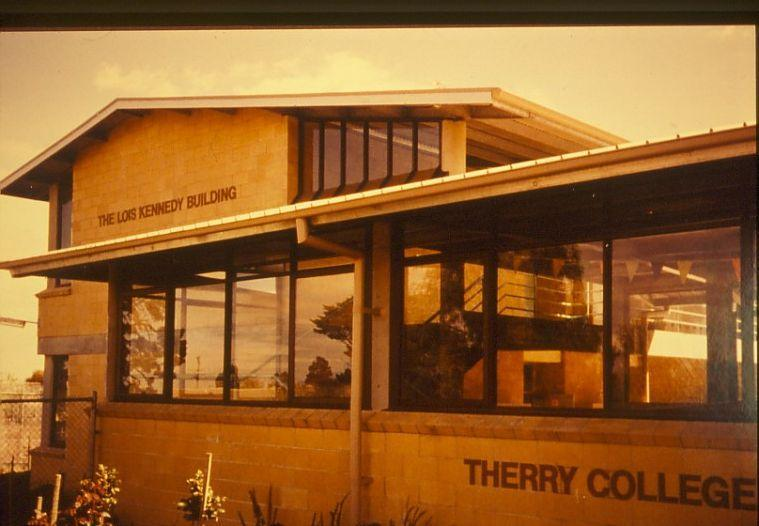 Lois Kennedy building Therry College